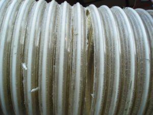 "8"" diameter 45 mil ester-based hose"