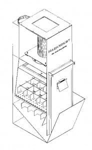 HazarDust 1500 Cutaway