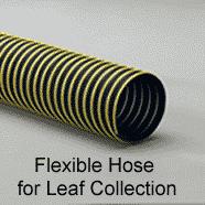 "6/"" Dia Lawn//Leaf Vac Hose 12/' Ft Custom Length Special Deal !!!"