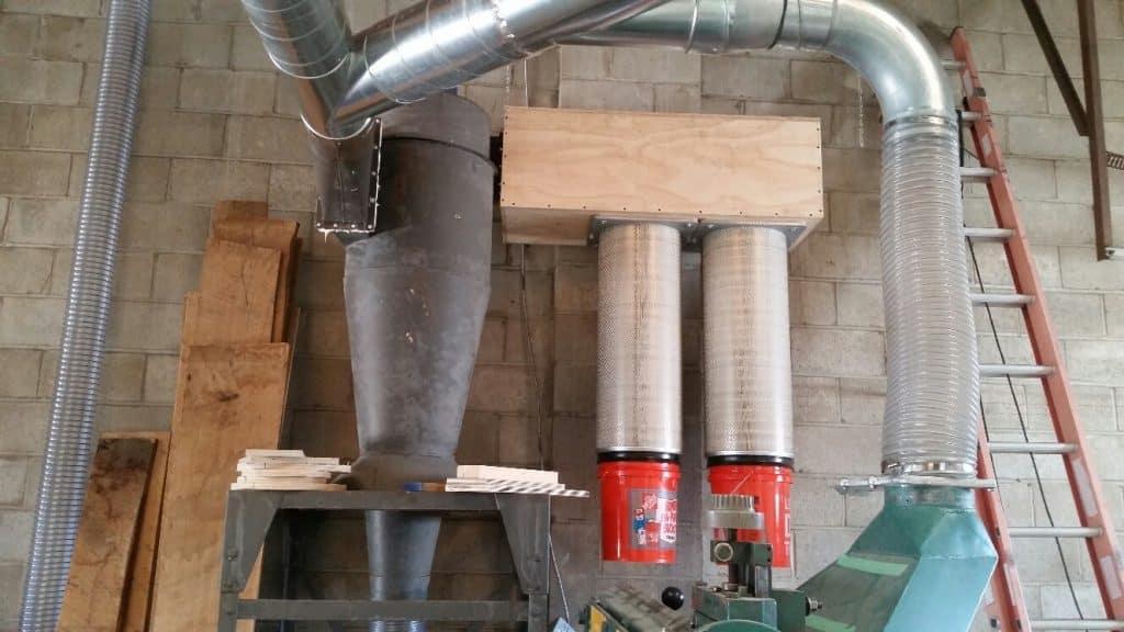 Cyclone Filter Upgrades Wynn Environmental