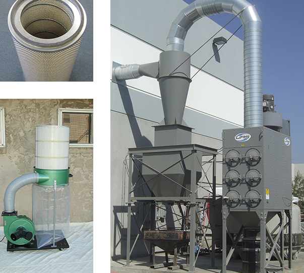 Air Quality Filters & Filtration Systems
